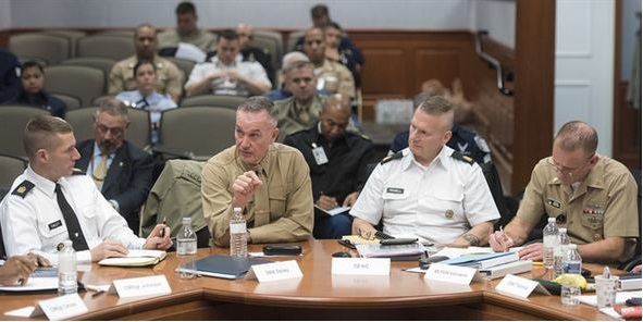 Understand the Joint Force, says CJCS
